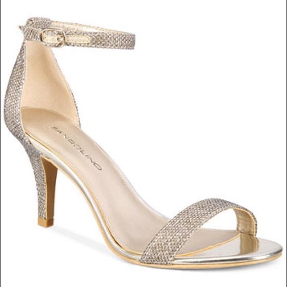 8a21797d4809b5 Bandolino Madia Two-Piece Dress Sandals